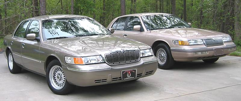 1993 and 2001 mercury grand marquis ls moojohn com