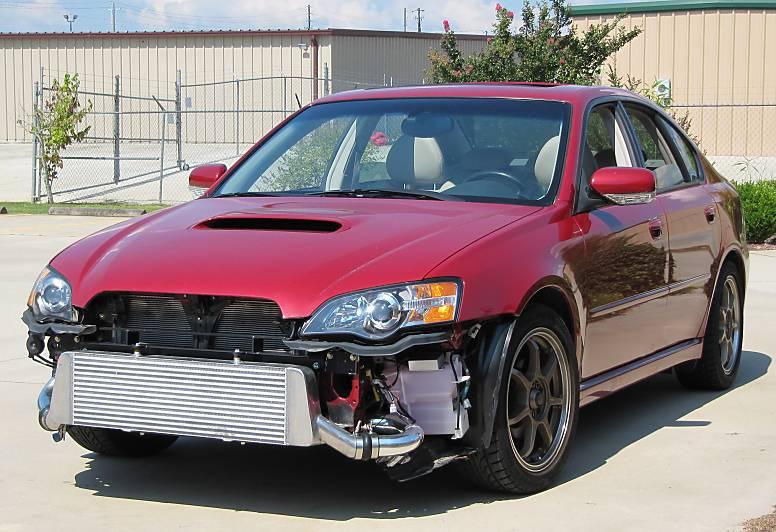 John U0026 39 S 2005 Subaru Legacy Gt