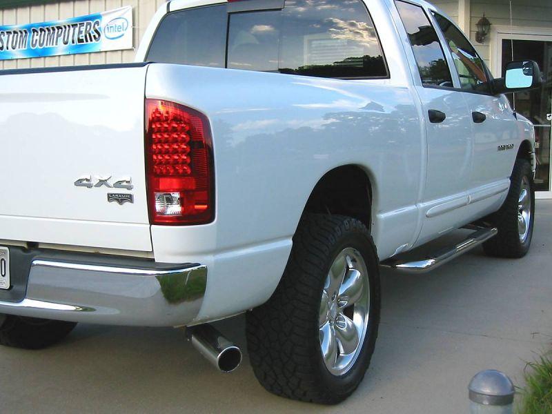 2005 dodge ram tire size